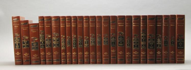 FLY FISHERMAN'S GOLD. 24 Vols. Derrydale, 1/2500.