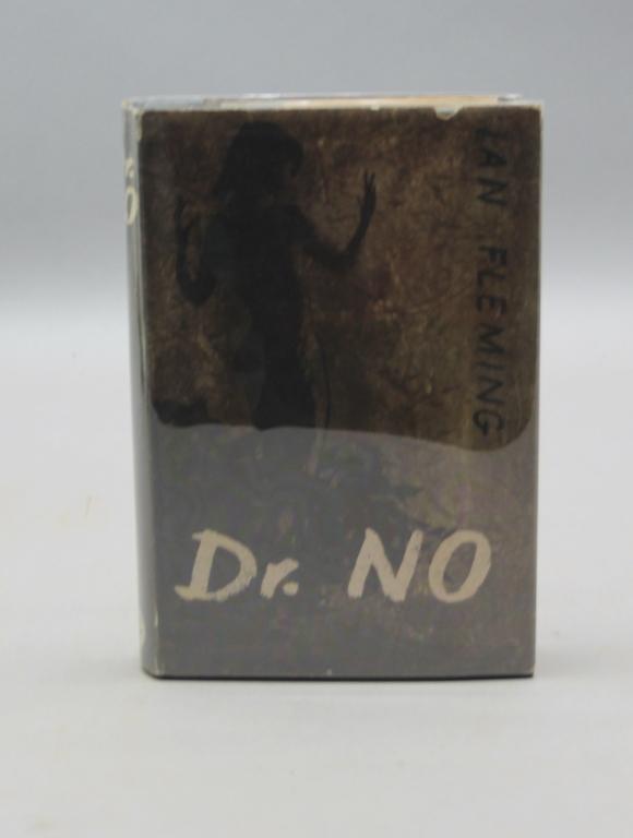Ian Fleming. DR. NO. Jonathan Cape, (1958).