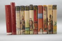 11 MacDonald Flashman books w/ 2 sgd limited eds.