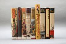 9 MacDonald Flashman books:  American First Eds.