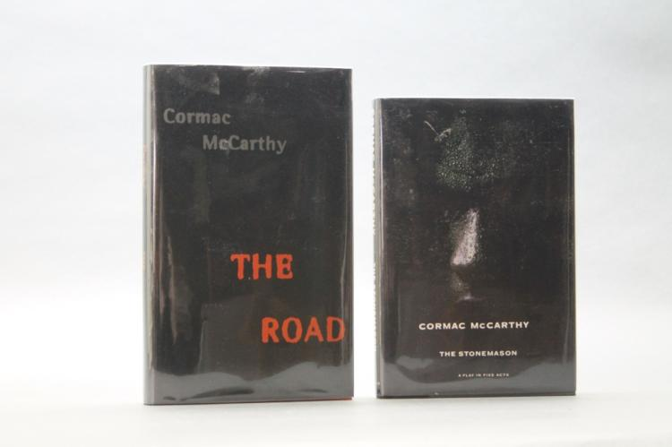 3 Cormac McCarthy First/ 1st trade eds.,1994-2006.