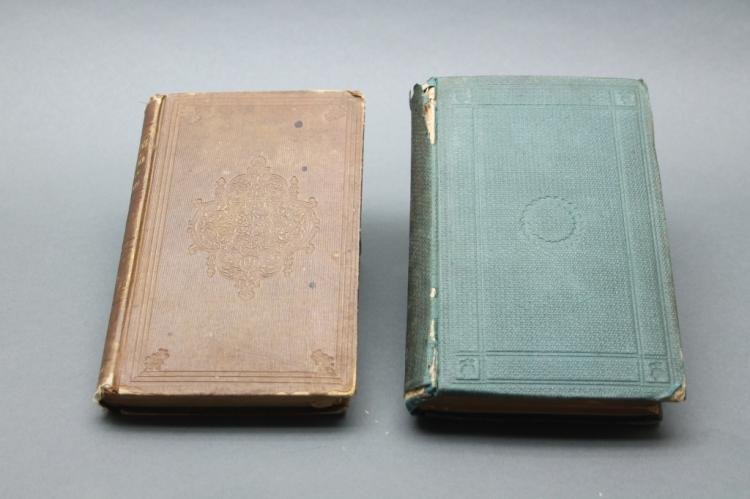 2 Firsts incl: Thoreau. EXCURSIONS. 1863.