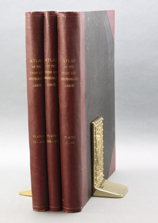 Atlas to Accompany the Official Records... 3 Vols.