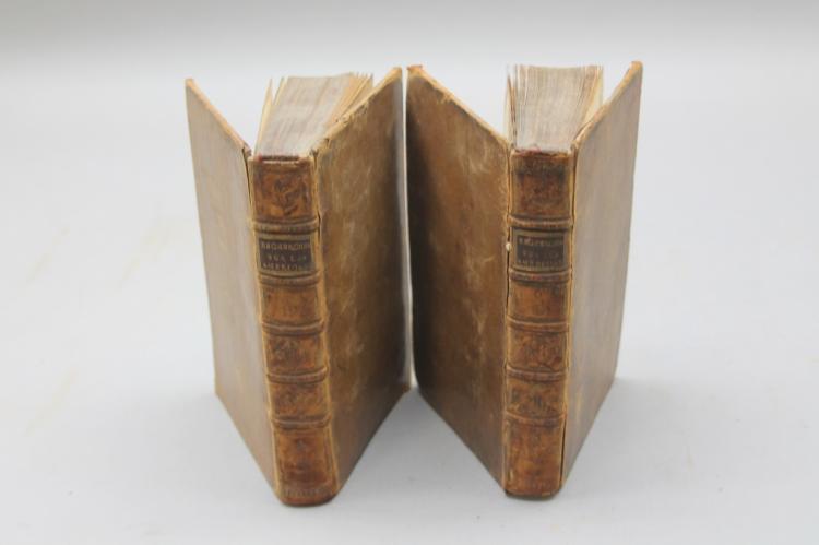 RECHERCHES PHILOSOPHIQUES... 2 Vols. 1770.