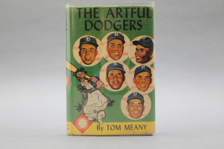 Sgd. by Brooklyn Dodgers: THE ARTFUL DODGERS.