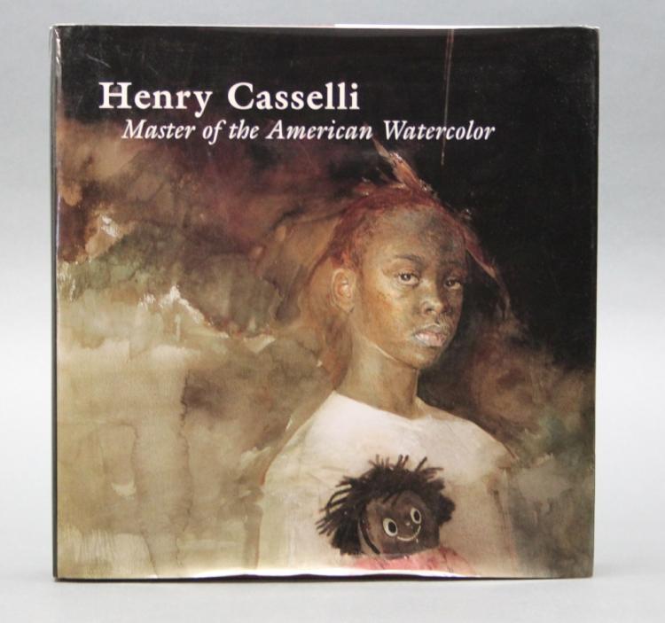 6 Items: HENRY CASSELLI, inscr + 2 TLSs + 3 photos
