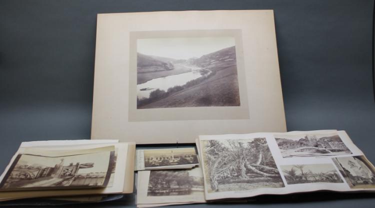 Over 70 photos: Architecture, Landscape, Botany.