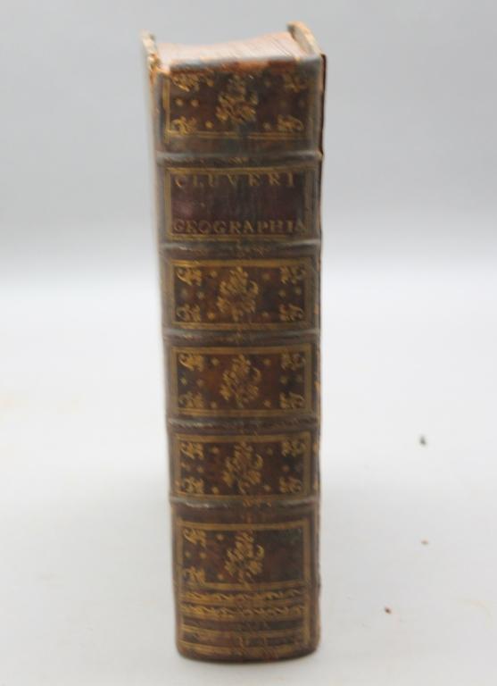 Philippi Cluveri Introductionis... 1729.