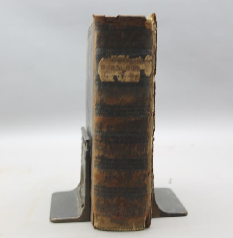 Ortelius. THESAURUS GEOGRAPHICUS... (1611).