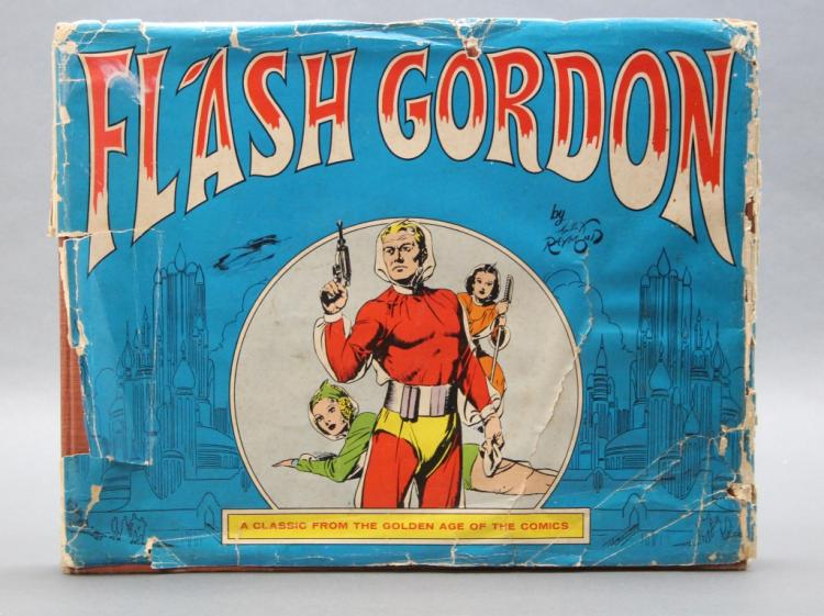 FLASH GORDON. Signed by Al Williamson.