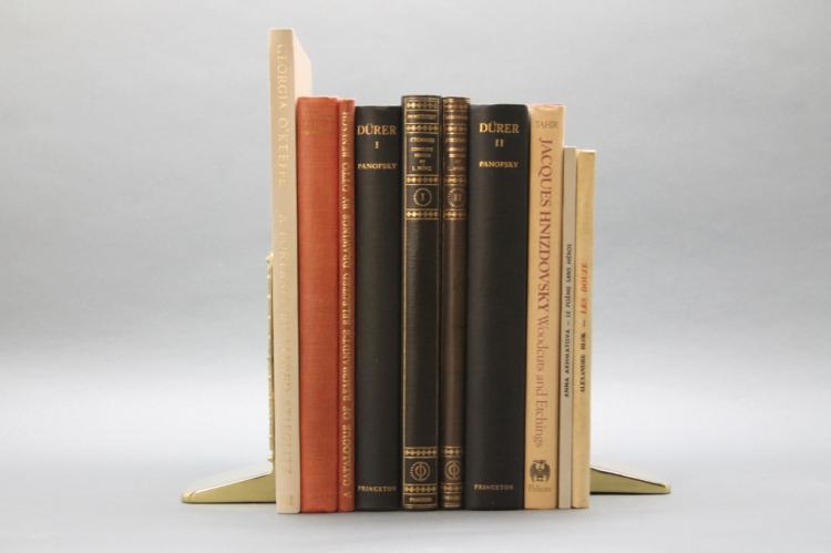 10 Vols incl: Tahir. JACQUES HNIZDOVSKY. 1987.