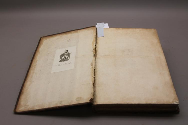 Volume containing 32 acts of Parliament. 1702.