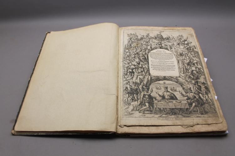 AMERICAE DAS FUENFFTE BUCH... (1613) 25 engravings