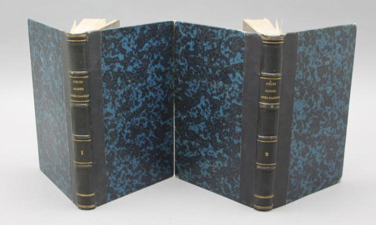 COPIE DES PIECES... [Trial of Babeuf] 2 Vols.
