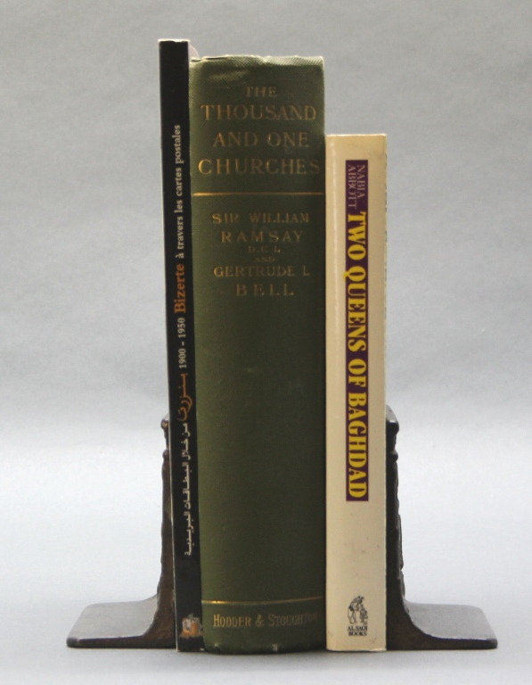 3 Books incl: THE THOUSAND AND ONE CHURCHES. 1909.