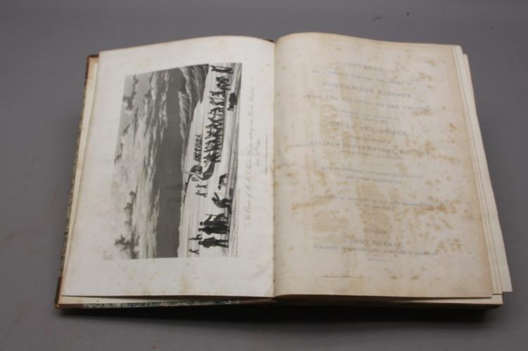 JOURNAL... NORTH-WEST PASSAGE... 1st ed, 2nd issue
