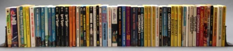 ~42 Vols: Philip Jose Farmer. Softcover.