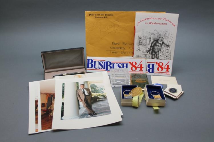 Reagan Commemorative Items & Photos