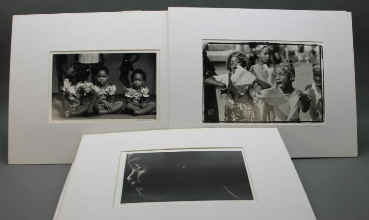 Nestor Hernandez Jr.: 15 b/w photos of Cuba