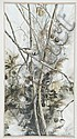 Vietor, Jean. (Am. b. 1933). Vines and Finds. 1983., Jean Vietor, Click for value