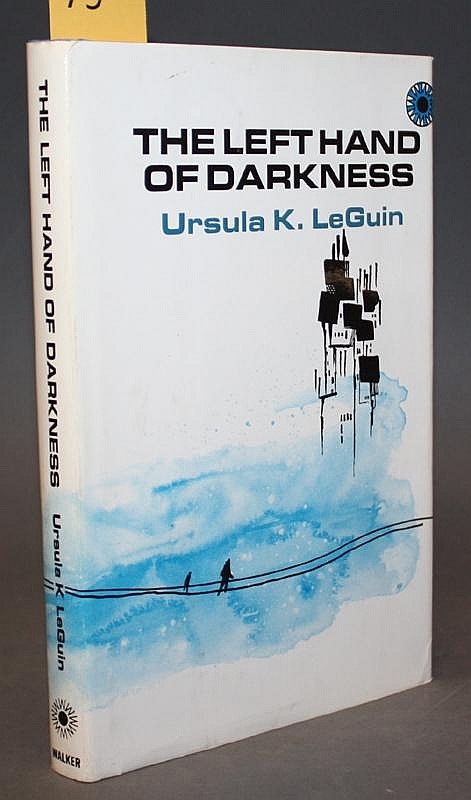 an analysis of the left hand of darkness a novel by ursula leguin Why did i read this book: the left hand of darkness is a book the left hand of darkness by ursula k leguin each tale and each analysis.