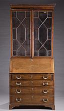 Secretary bookcase.