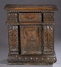 Continental small storage chest.