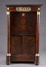 Empire style storage chest.
