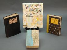 4 books incl: Countee Cullen. 1925. 1st edition.