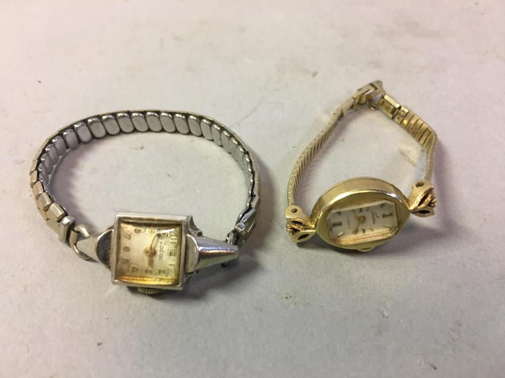 Zodiac & Traditions Gold Women's Watches