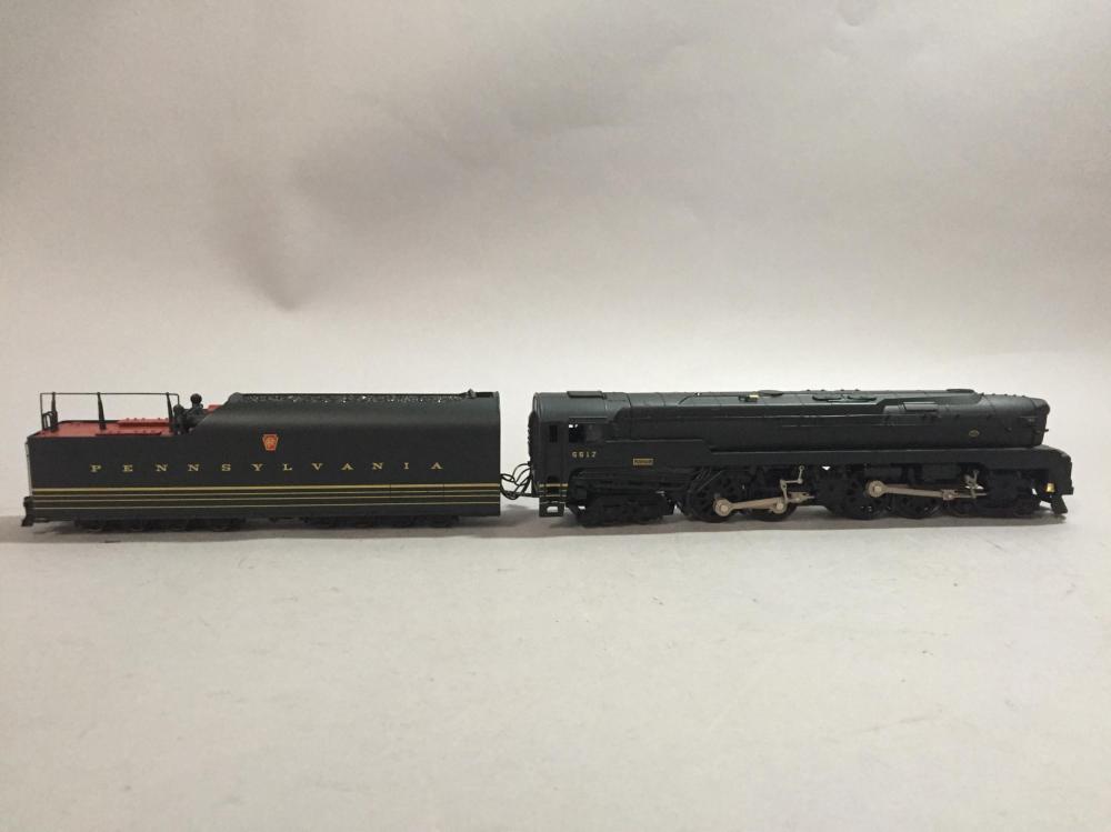 Broadway Ltd. Paragon HO Scale T1 Locomotive.