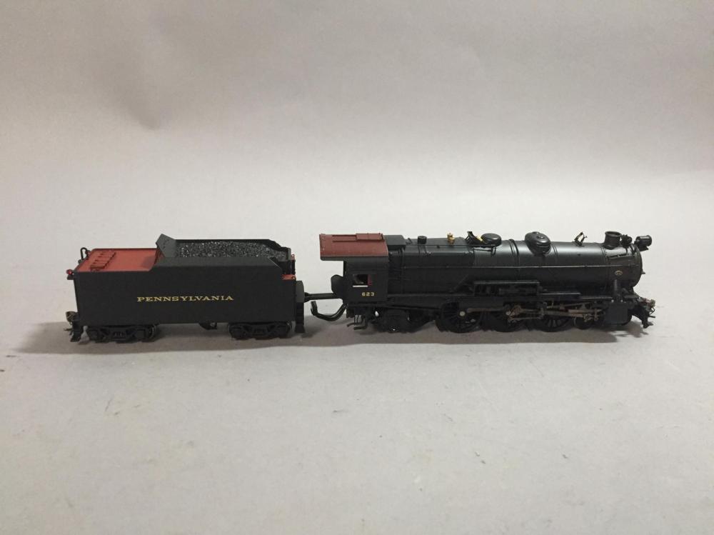 Paragon HO Scale PRR K4 Locomotive.