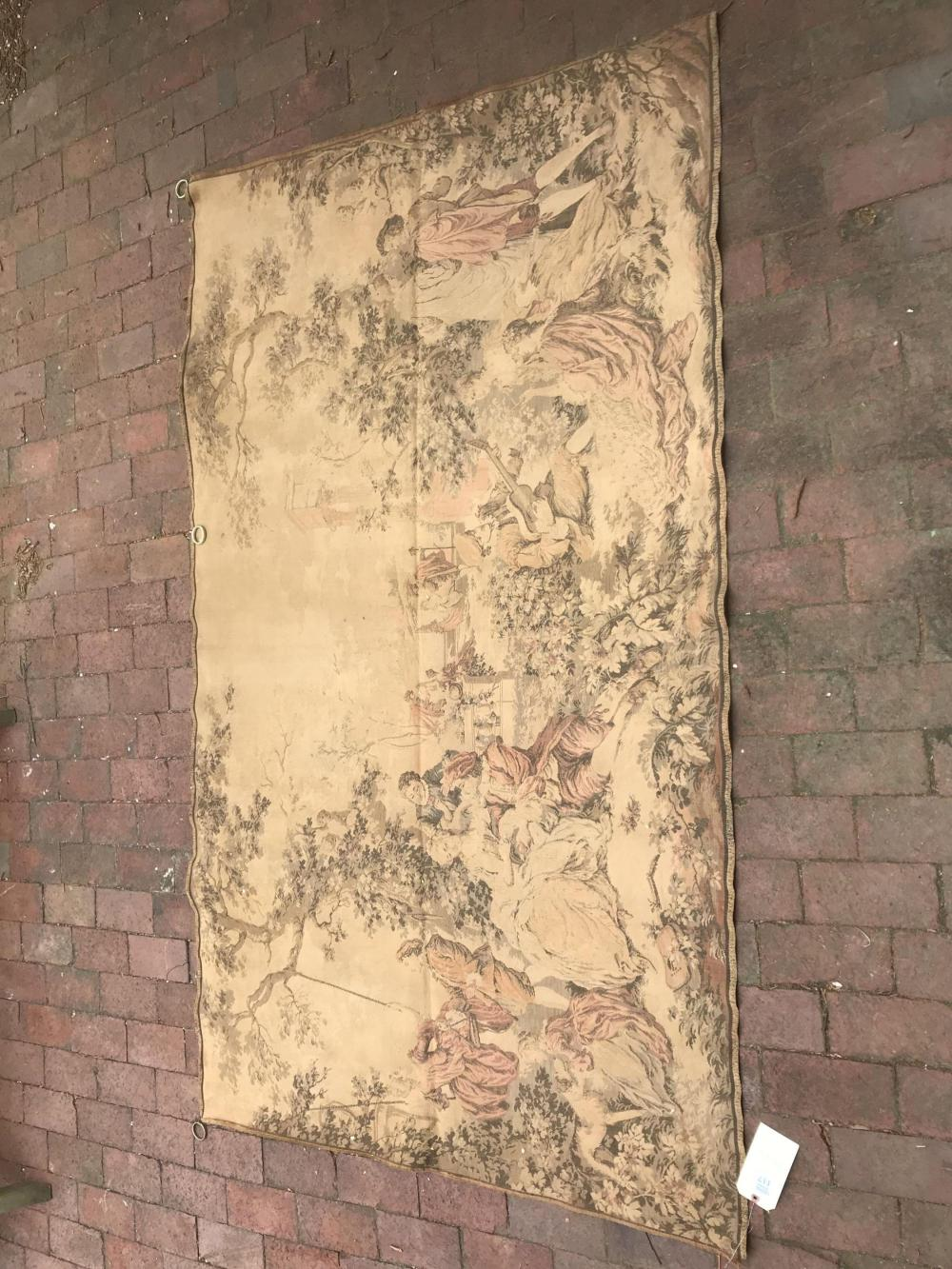 French Reproduction Tapestry