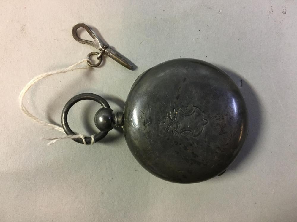 Waltham Model-1857, 1875 Production Pocket Watch