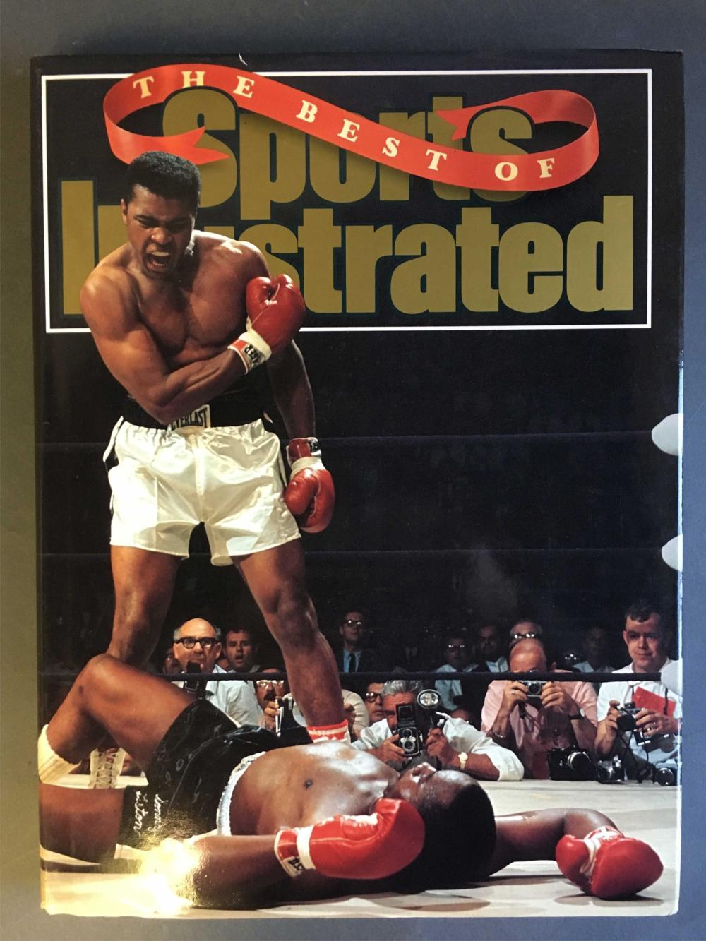 Best Of Sports Illustrated. Sgd by Pete Rose, etc.