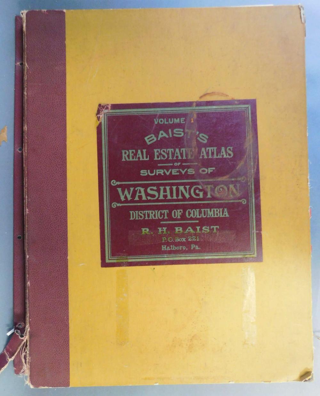 2 Real Estate Atlases.
