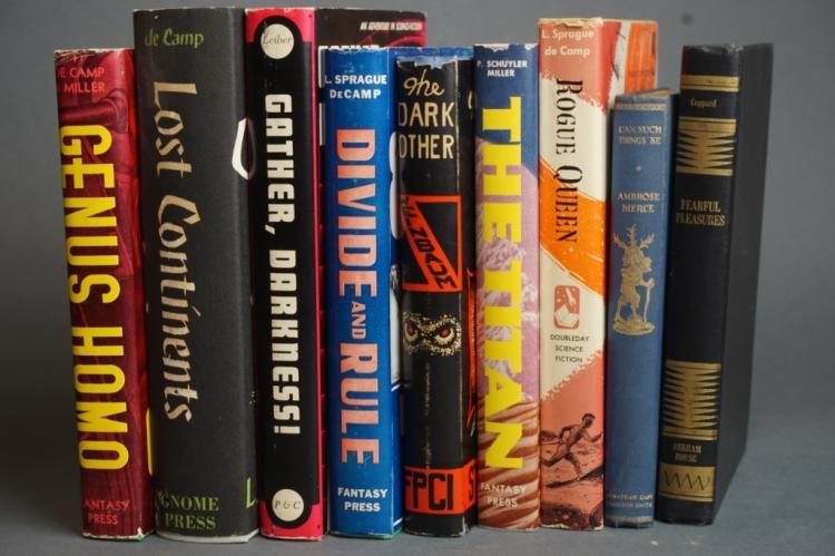 l sprague de camp books pdf