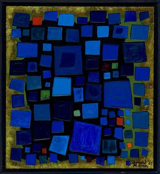 Maurer, Leonard (Washington, D.C. 1912-1976).