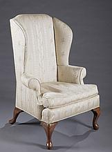 Queen Anne easy chair.