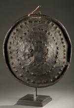 Ethipian hide shield, 19th / 20th c.