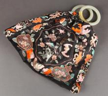 Chinese Embroidery & Textiles for Sale at Online Auction