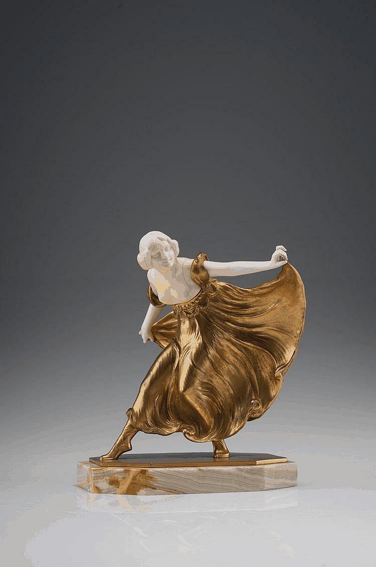 Tanzerin, um 1920
