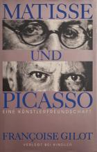 FRANÇOISE GILOT, MATISSE UND PICASSO. EINE KÜNSTLERFREUNDSCHAFT, 1990