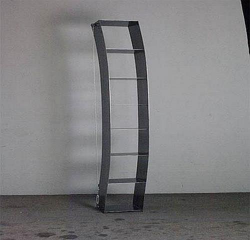 'Verspanntes Regal' Manufacturer: Laubersheimer,
