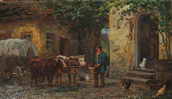 Johann Lorenz Maas (Frankfurt 1845 - 1882