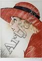 Max Brüning (Delitzsch 1887 - 1968 Lindau). Colour, Max Brüning, Click for value
