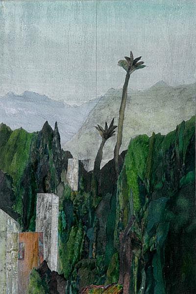 Rudolf Kügler (Berlin 1921). Landscape. 69.7 x