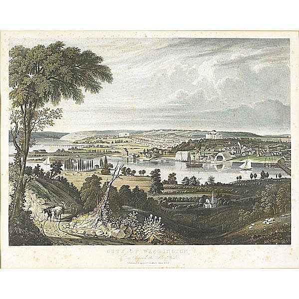 WILLIAM JAMES BENNETT (American, 1787-1844);