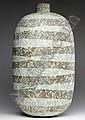 CLAUDE CONOVER Large stoneware vase,