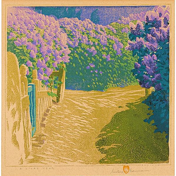 Gustave Baumann Artwork For Sale At Online Auction